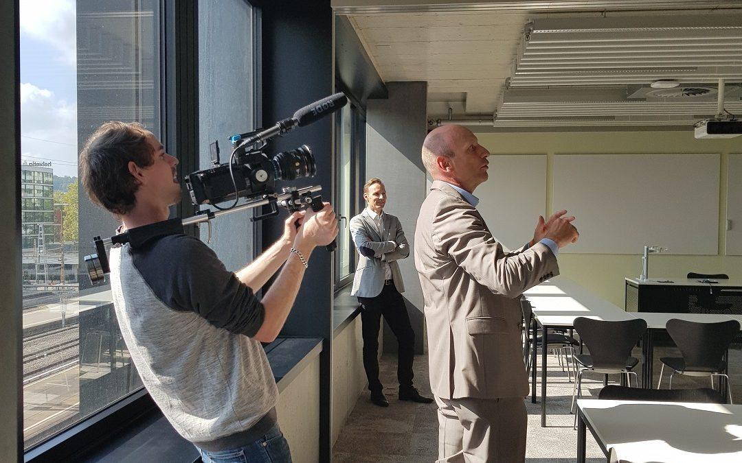 Referenzfilm Migros Klubschule Zürich
