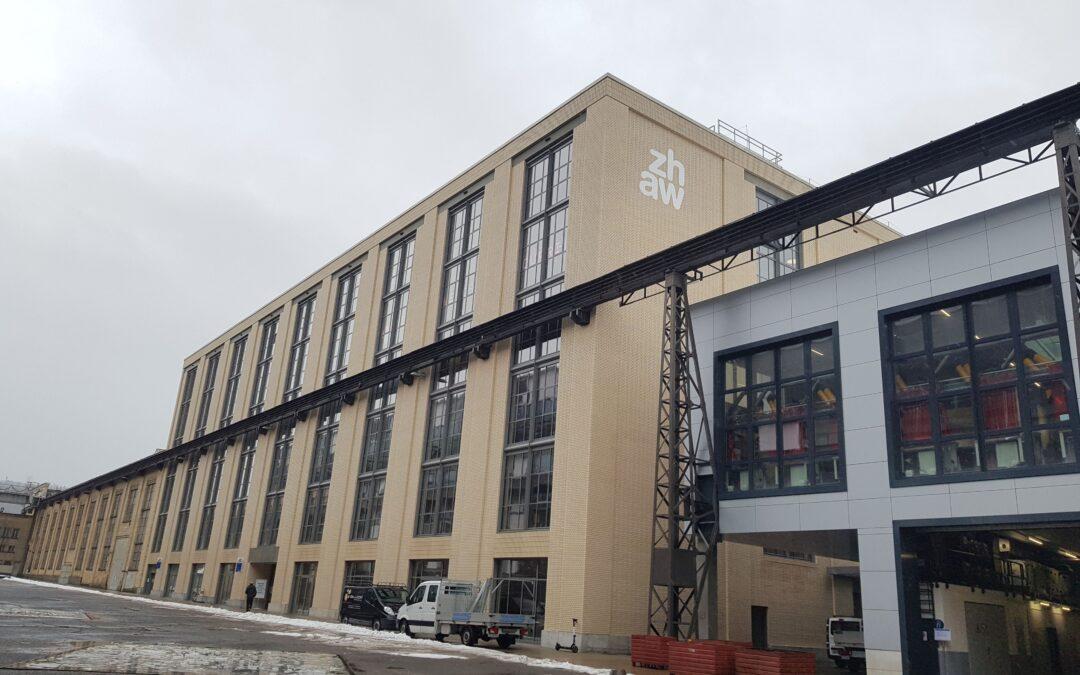 Qualitätssicherung Inbetriebnahme, Betriebsoptimierung mit Performance Monitoring – Haus Adeline Favre, ZHAW Winterthur