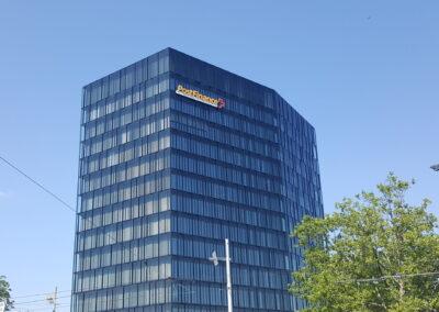 Betriebsoptimierung mit Performance Monitoring – Hauptsitz PostFinance, Bern