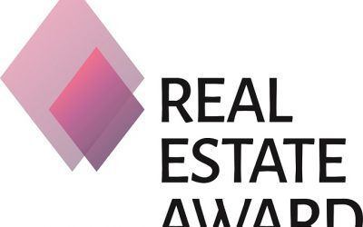 Real Estate Award 2019 – wir sind nominiert!