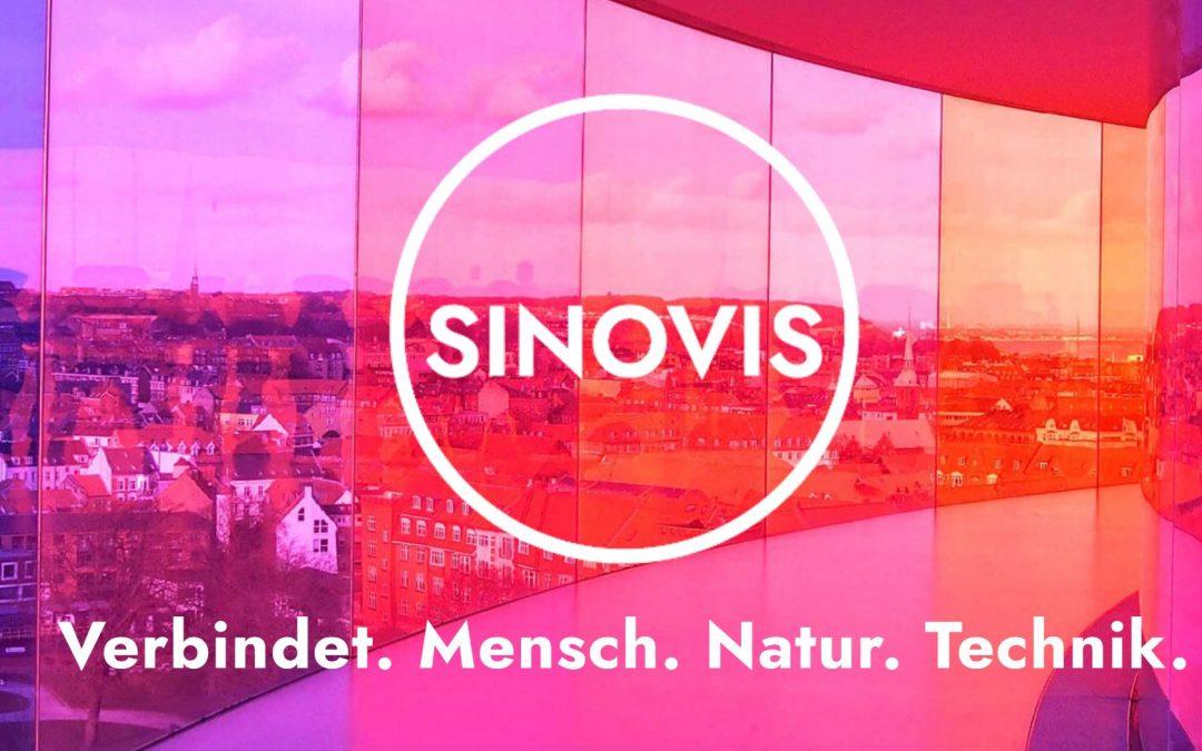 Sinovis Website im neuen Look