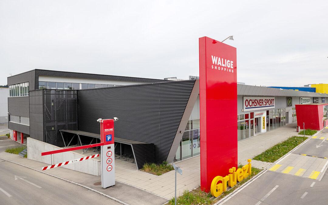 Zertifizierung DGNB «Gebäude im Betrieb» – Gewerbeliegenschaft, Rothenburg