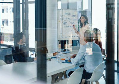 Nachhaltigkeitsberatung auf Unternehmensstufe – Helvetica Property Investors AG, Zürich