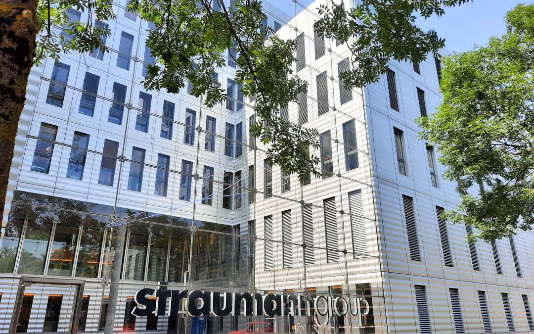 Universalzielvereinbarung für Grossverbraucher – Hauptsitz Institut Straumann, Basel