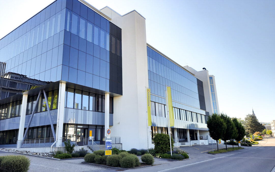 Betriebsführung mit MeteoViva Climate – Bürogebäude PostFinance, Zofingen